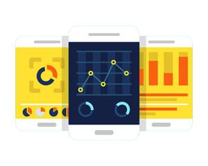 CRM Mobile App Design