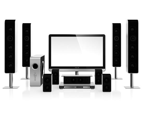 High-Quality Audio Visual